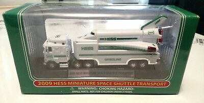 2009 Hess Mini Space Shuttle! Never out of the box!