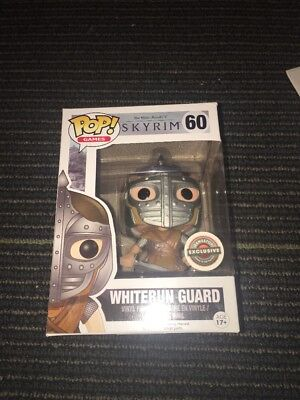SKYRIM WHITERUN GUARD Vaulted Funko Pop! Vinyl - £22 17 | PicClick UK