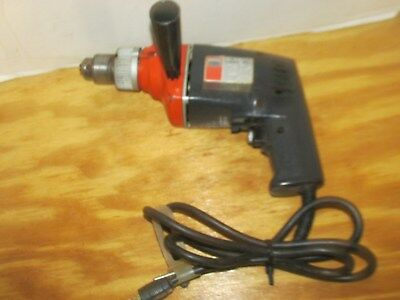 "Ward Powr Kraft 3/8""  Hammer Drill Variable Speed Reversible Model TSZ 4508A"