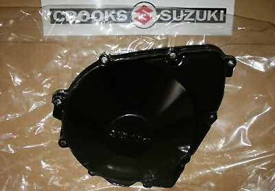 NOS 11351-38G00 Suzuki GSF650/GSF650S Starter Gear Cover/Left Hand Engine Cover