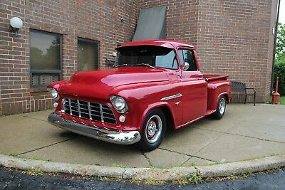 1955 Chevrolet Other Pickups 3100 - Restored W/ Upgrades + Vintage Air 1955 Chevrolet Pickup 3100 - Restored W/ Upgrades 1956 1957 Vintage Air