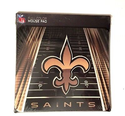 NEW ORLEANS SAINTS NFL Mousepad