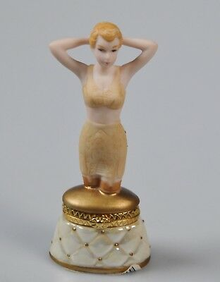 eb3002 PHB Collection Lingerie 1930s Lingerie Series Lady Miniature