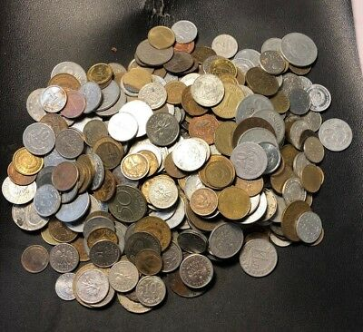 OLD Eastern European Coin Lot - 250+ COINS - Overstock - Lot #611