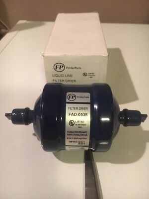 "3/8"" ODF • Liquid Line Filter Drier • FAD-053S Replaces LLD053S EK053S"
