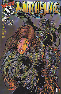 Witchblade #10 1st Darkness 1996 Top Cow/Image Comics