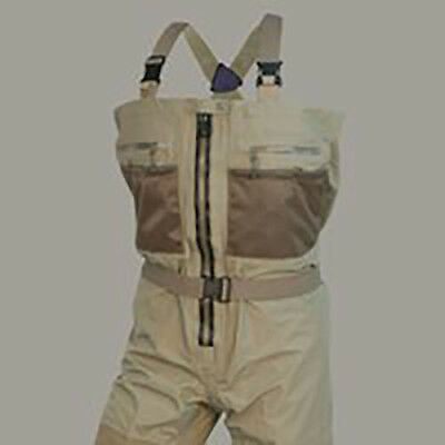 Fly Fishing Waders - Factory Seconds Kola Salmon Guide Style R3 Zip Waders