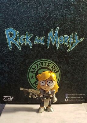Rick and Morty FUNKO Mystery Mini APOCALYPSE SUMMER Vinyl 1/12 Figure BRAND New!