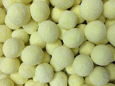 Lemon Bonbons , Chewy Classic British Sweets, Uk Import, 100G, 200G, 300G, 400G.