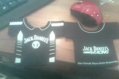 jack daniels tshirt shaped wetsuit cooler -jack daniels racing