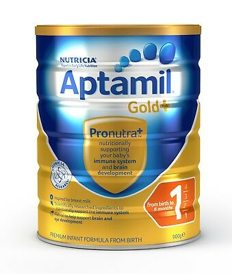 Aptamil Profutura Baby Formula Stage 1 From Birth - 6 Months 900G
