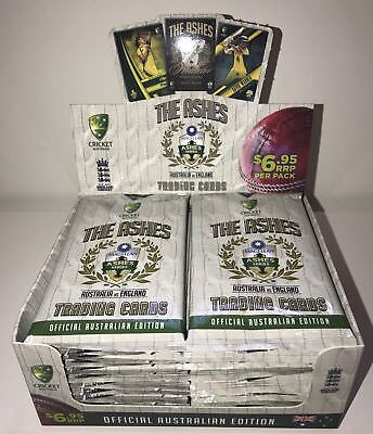 The Ashes Tap n play Collector cards CLEARANCE STOCK