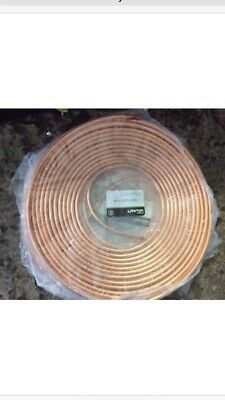 "5/8"" 15m SOFT COPPER PIPE AIR CONDITIONING refrigeration, all sizes available"