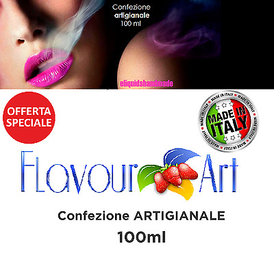 Liquid100ml Sigaretta Elettronica 0mg / 3mg / 6mg / 9mg