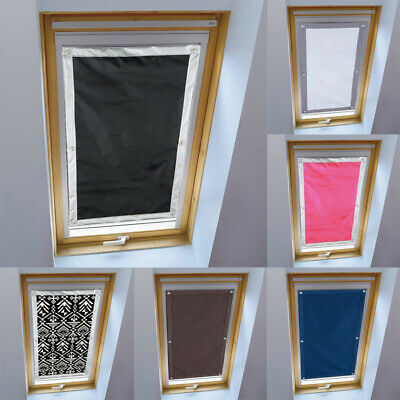 New Waterproof Window Car Blackout Blind Sun Shade Ceiling with Suction Cups
