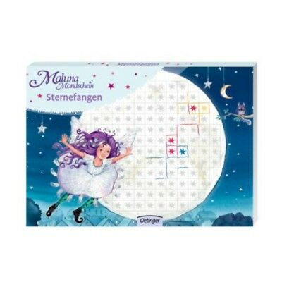 Maluna Moonlight blockspiel sternefangen Logic Game Travel Game