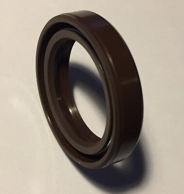 Viton Metric Oil Seal Tc 25 40 7 Double Lip Ba Sl 25X40X7 Fkm High Temp Seals