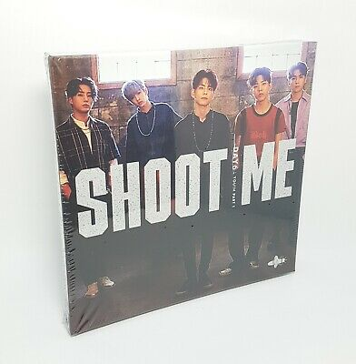 DAY6 3rd Mini Album Shoot Me : Youth Part 1 Bullet CD+Booklet+Photocard+PreOrder