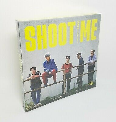 DAY6 3rd Mini Album Shoot Me : Youth Part 1 Trigger CD+Booklet+P.Card+PreOrder