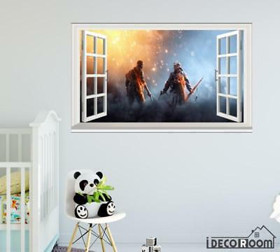Battlefield 1 Squads 2016   windows wall sticker