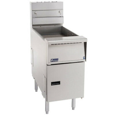 Pitco SSHBNB55 French Fry Dump Station