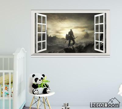 Dark Souls III The Ringed City DLC 2017  windows wall sticker
