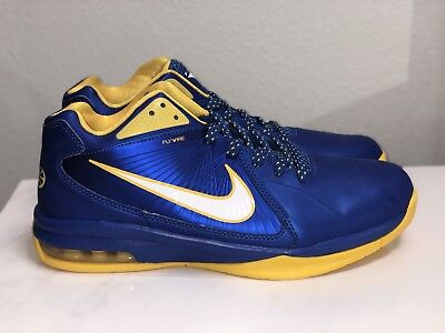 best sneakers b1e1f 21a2f Nike Air Max Flight 11 Steph Curry PE sz 9 Rare Limited Warriors Golden  State