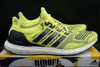 low priced 51bc4 3a517 Adidas Ultra Boost 1.0 Volt Solar Yellow S77414 new
