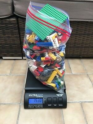 Lego 1.5kg Massive Job lot incl. rare and vintage pieces, vgc