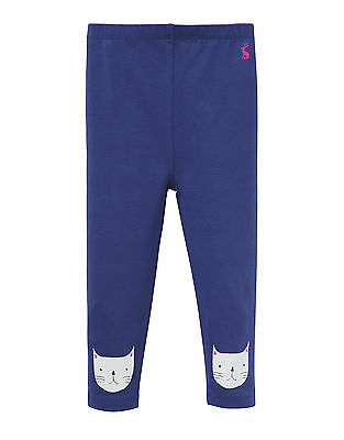 3-24 Monate NEU JOULES Tom Joule Baby 2er Strick-Leggings Cat and Mouse  Gr
