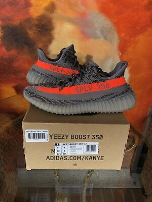 6122ad5b0 adidas yeezy boost 350 v2 beluga 1.0 Size 9.5 100% authentic with receipt