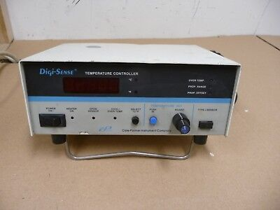 Cole Palmer Digi-Sense  Temperature Controller Model 2186-00 A