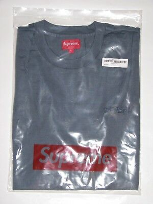 8b177432d7d9 SUPREME SMALL BOX Logo Short Sleeve Tee MAGENTA Men's Large NEW! S/S ...