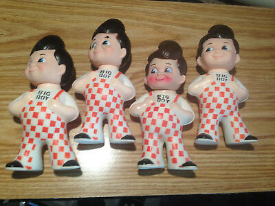 Lot Of 4 1973 Big Boy Banks