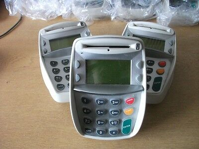 3 x Point of Sale Card Reader - Ingenico i3300 - Ref 1810