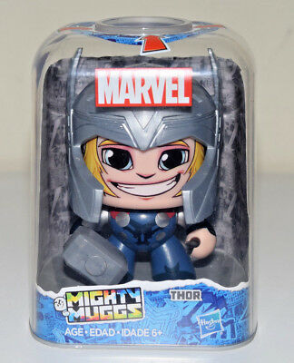 Mighty Muggs Thor Marvel Avengers Hasbro Action Figure #11 NEW in Stock
