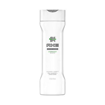 AXE White Label 2 in 1 Shampoo and Conditioner, Forest, 12 oz 12 Ounce