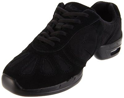 fits women/'s 12.5 Toggle Dance Sneaker Capezio DS10A Black Adult Size 13M