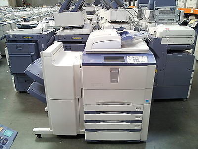 Toshiba E-Studio 755 Copier-Printer-Scanner. Low Meter
