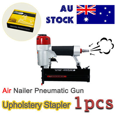Air Stapler Nailer Pneumatic Nail gun Stapler Tacker for sofa/ door upholstery x