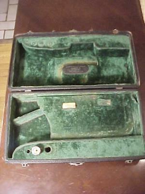 Patd 1893 Keefer Cornet Case With Parts