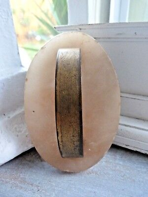 ROCKER BLOTTER Vintage ROSE QUARTZ
