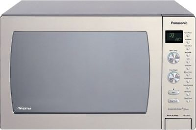 Panasonic Family-sized microwave oven, convection and grill Inverter 42 L CD997S