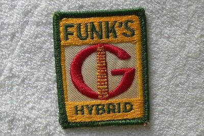 "Original FUNKS G Hybrid Seed Corn, Funk 2"" Farm Planting Patch, Nice"