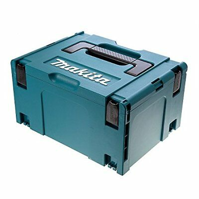 Makita 18v Empty Carry Case Interlocking MAKPAC Connector Stackable Systainer