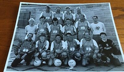 Shanklin FC - Team Press Photo - 18/08/93 - 10x7.5 - Isle of Wight