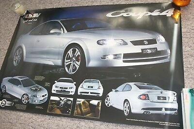 Holden Monaro Hsv Coupe 4 Poster