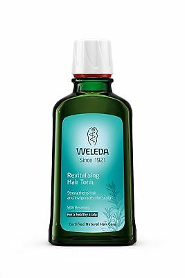 Weleda Revitalising Hair Tonic [100ml] (4 Pack)