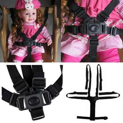 5 Point Baby Safety Belt Strap Harness for Stroller Chair Pram Infant Seat Great