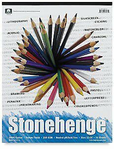 Stonehenge Paper Pad Choose Your Size By One